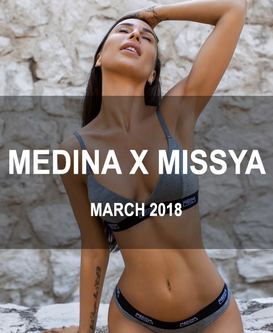 MissuaxMedina March2018 - COLLECTIONS