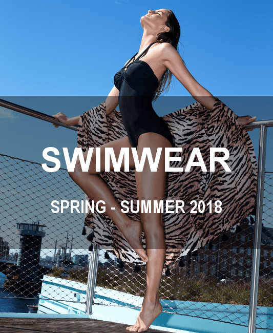 SS18 Swimwear cover - COLLECTIONS