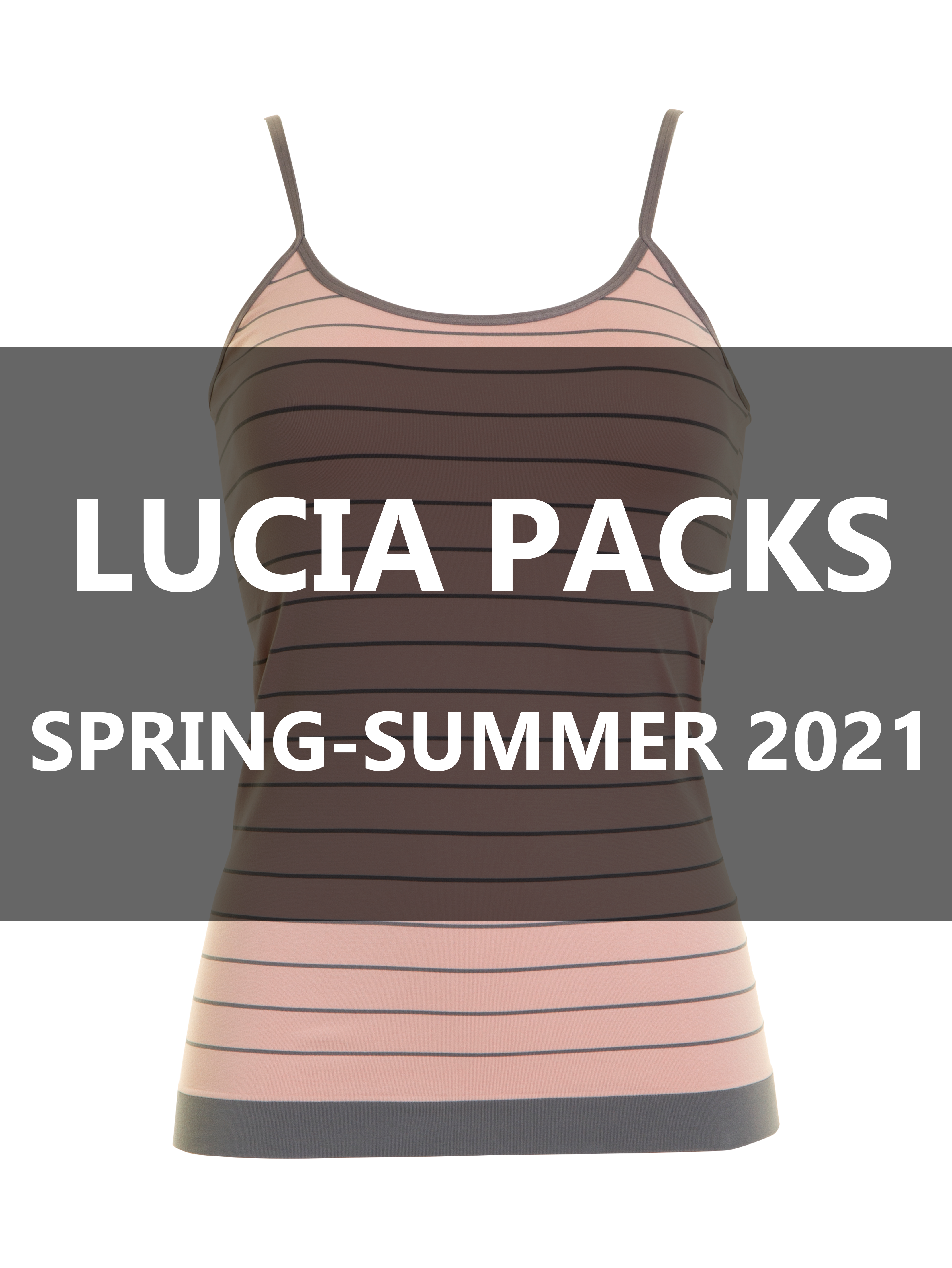 Packs Lucia 21SS - Press